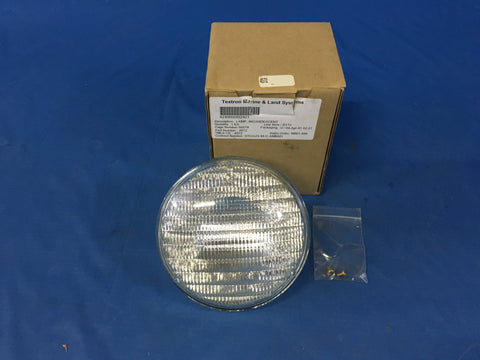 Textron Marine & Land Systems 4572 Incandescent Lamp 28V 150W PAR-46 Model:MS18006-4572 NSN:6240-00-295-2421