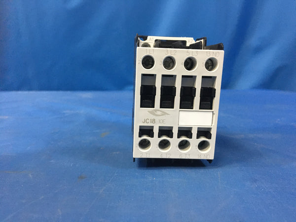 Springer Controls 18Amp Magnetic Contactor P/N:JC18A310TL NSN:6110-01-493-8902