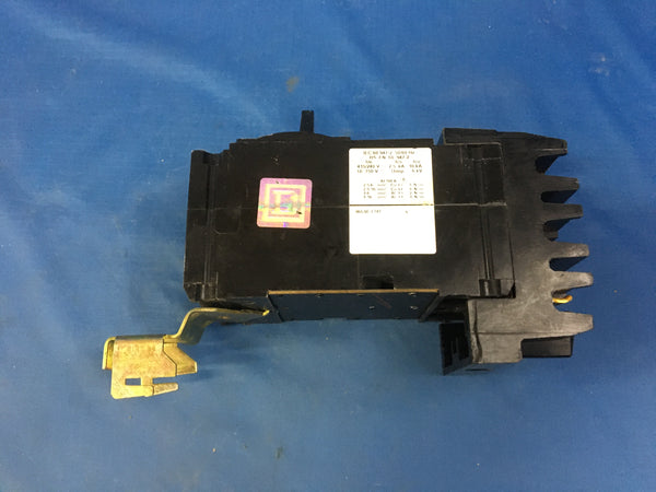 Square D Thermal-Magnetic Circuit Breaker FA24030BC / 30 Amp / 2 Pole / 480VAC