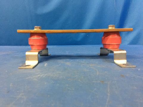 "NEW!!! Chatsworth Products 13622-010 Copper Busbar 10"" X 2"" X 1/4"""