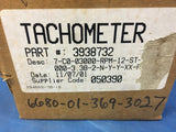 Volvo 3938732 Self-generating Electrical Tachometer NSN:6680-01-369-3027