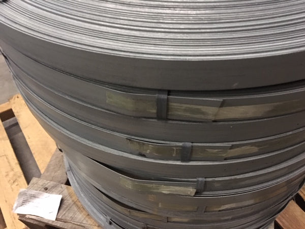 "20 Rolls Steel Strapping 1 1/4"" x .035 Heavy Duty Galvanized Banding  NSN:8135-00-283-0671"