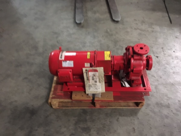 Armstrong Pump 4030 Base Mounted End Suction Pump 3HP 1.5 x 1  x 8