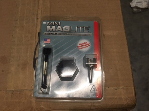Maglite AM2A016 Accessory Kit for AA Cell Mini-Mag Flashlight P/N: 2A016 NSN: 6230-01-577-7440