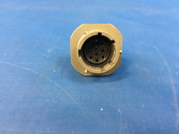 Bendix PT01CP-12-10P Electrical Plug Connector NSN:5935-00-856-0173