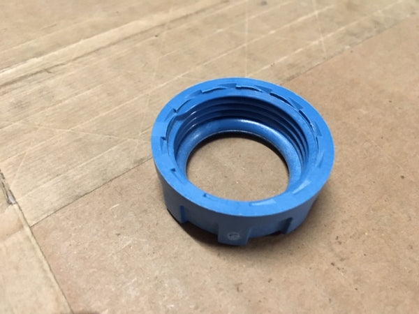 "1"" Insulated Knockout Bushing, Plastic, P/N:512, Qty-10 NSN:5820-01-081-4861"
