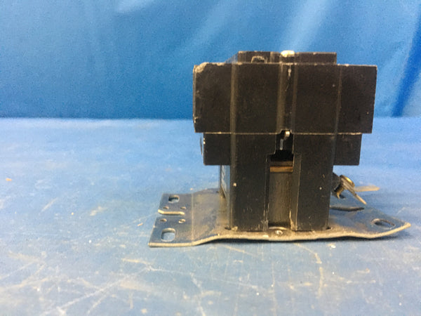 Wells Mfg ACC230 8053C Electromagnetic Relay 40A 600VAC NSN:5945-00-792-5342