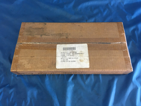Naval Ship Systems Command 2588375-1 Air Duct Hose NSN:4720-01-119-3788