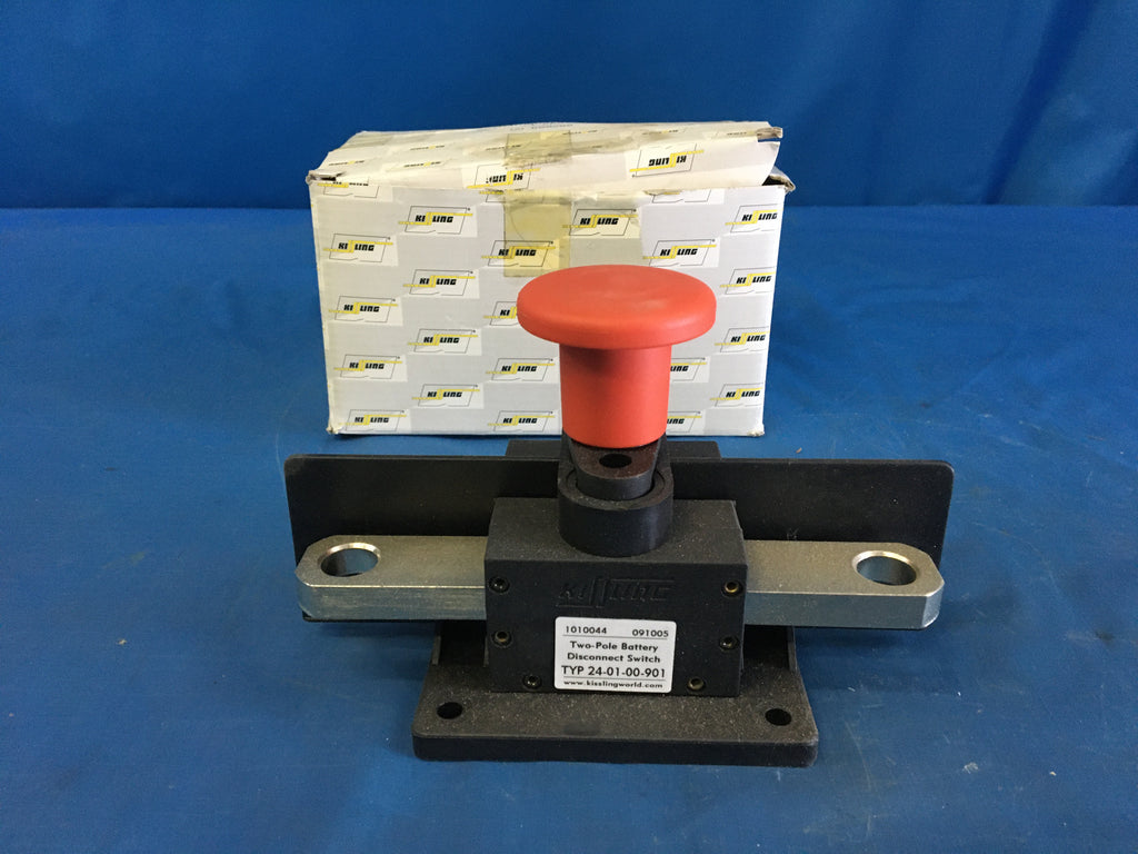 1000A Kissling Two Pole Battery Disconnect Switch 24-01-00-901