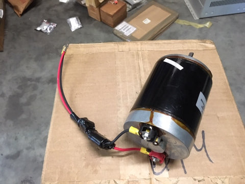 Bergstorm 24V DC Blower PR4803R Motor For Use W/ M1074 PLS Cargo Truck NSN:2320-01-531-7141