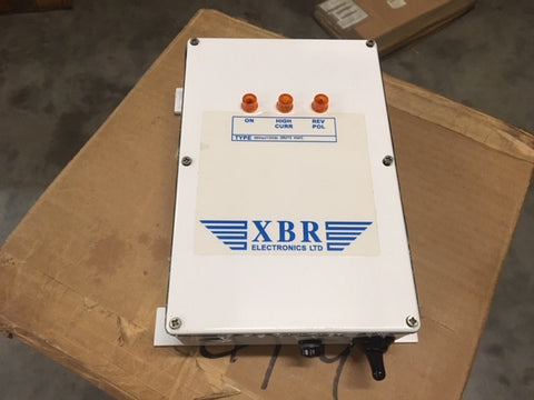 XBR Electronics Battery Charger Model: 68-1350-000 NSN:6130-01-352-1617