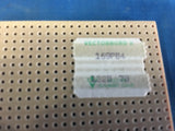 Vector Electronics 169P84 PC Board  Epoxy Glass 8.5 x 17 NSN:5940-01-014-5490