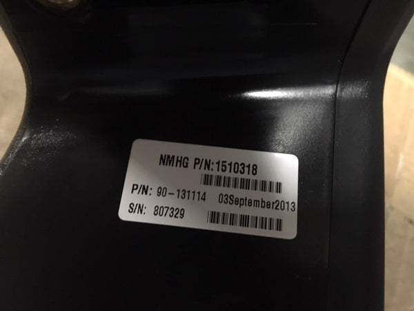 Hyster Vehicular Operation Panel for 4K/6200LB, P/N:NMHG1510318 NSN:2510-01-393-2151