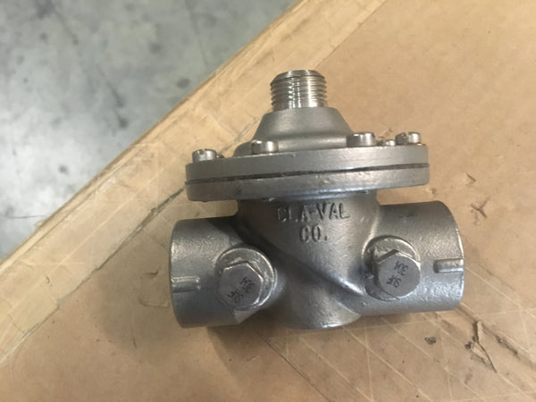 Beta Fluid Systems Automatic Dra Valve NSN:4820-01-034-1690 Model:100AF