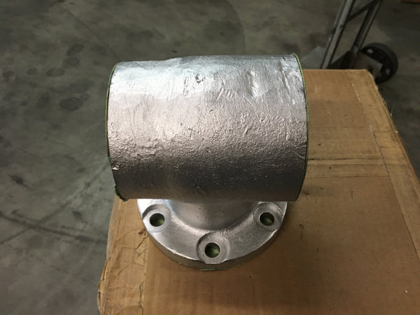 D.C. Fabricators Valve Gland Flange NSN:4820-01-375-3753 Model:EW-590FH2X1