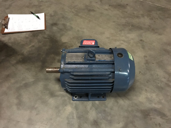 5 HP A.O Smith Century E-Plus AC Motor 3PH 50/60HZ P/N:F-391327-64