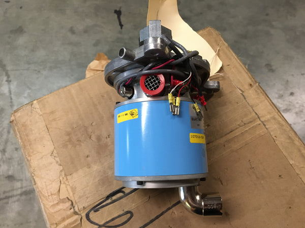 Pacific Science DC Motor Cat:42VM62-201-5 NSN:6105-01-229-6560 Model:107016-02