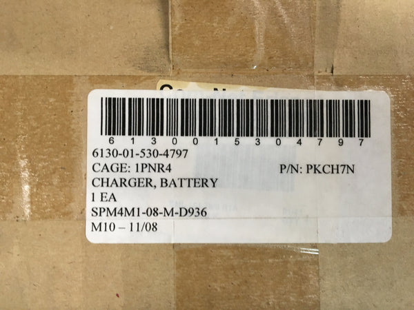 Com-Net Ericsson Battery Charger NSN:6130-01-530-4797 Model:PKCH7N