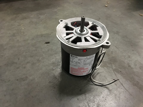 A.O Smith 4MA18 AC Motor (1/4HP,115V,3450RPM,1PH) NSN:6105-00-263-0119 Stock:316P933 P/N:6K315