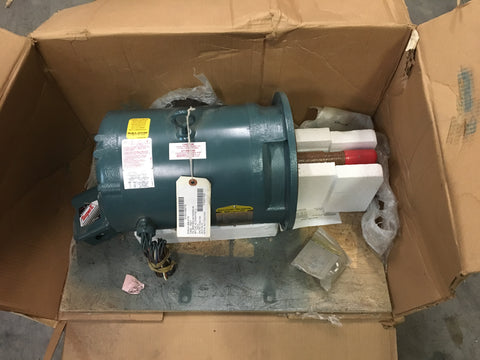 NEW!!! Baldor-Reliance Motor B400-600-442, 4 AIR OVERHP, 1770RPM, 3PH, 60HZ, FR:315TDZ