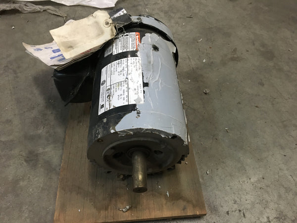 US Motors U32E2DC, 1.5HP, 3PH, 1425RPM, 208-230/460V Model:AF22 NSN:610500MOTOR E