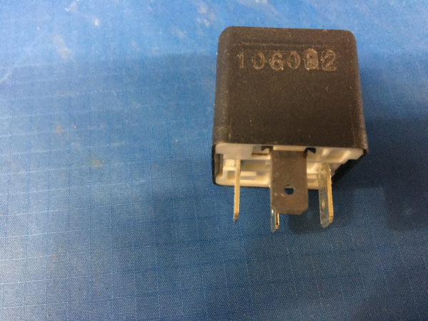 Hella HL66134 Mini Relay 12V 40A SPST with Resistor NSN:5925-01-026-5839