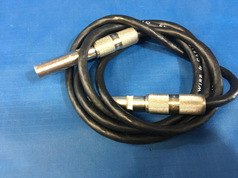 Dynatech Laboratories Electrical Cord Assembly NSN:5995-01-052-5205 Model:152-10-4