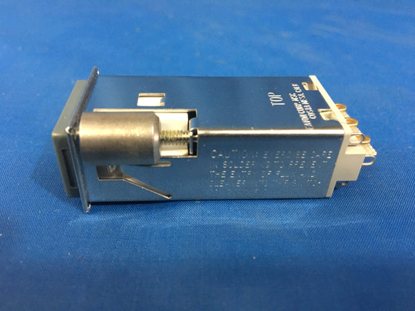Eaton Push Switch NSN:5930-01-229-6389 P/N:1279-027