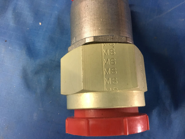 Resistoflex Fitting Tube Coupling P/N:58599
