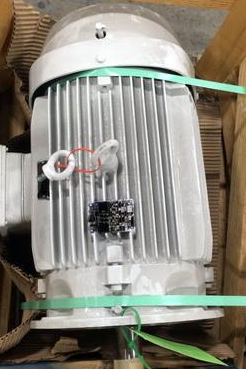 30 HP Weg W21 Severe Duty CC029A Electric Motor