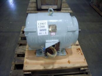 Alternating Current Motor, P/N 3880-0002-1 - NSN: 6105-01-130-2064