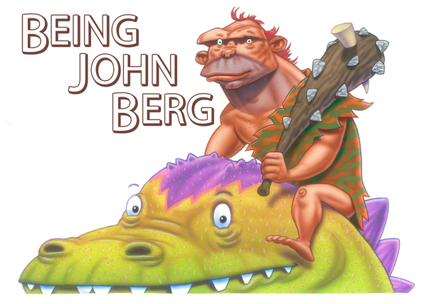 """Being John Berg"" First Friday Gallery Opening"
