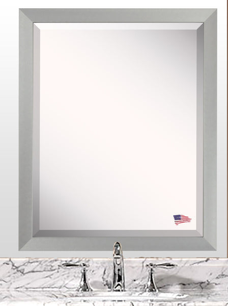 American Made Rayne Juliet Soft Silver Wall Mirror - A007 ~Suggested Retail~