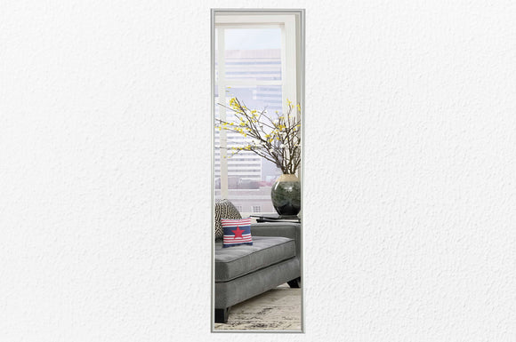American Made Rayne Romeo Silver Sheen Panel Mirror (AP004) *Suggested Retail*