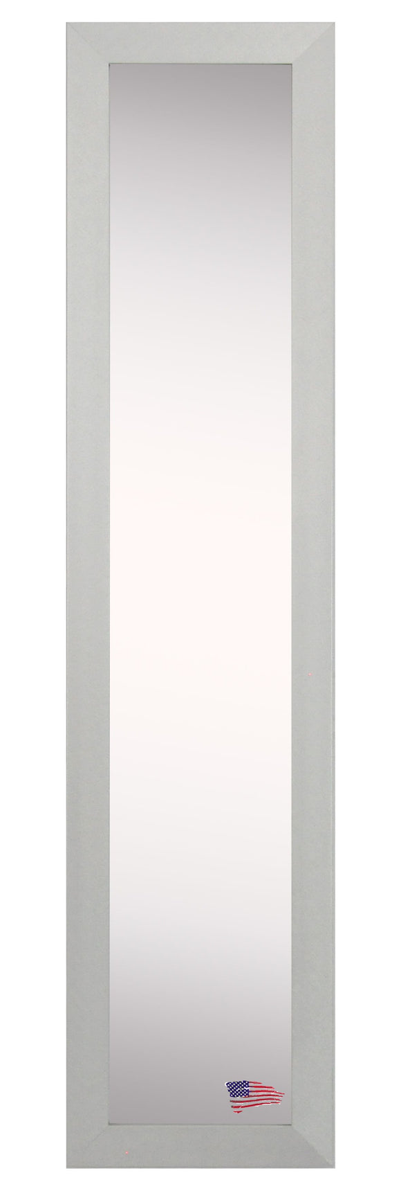 American Made Rayne Juliet Soft Silver Panel Mirror (AP007) *Suggested Retail*