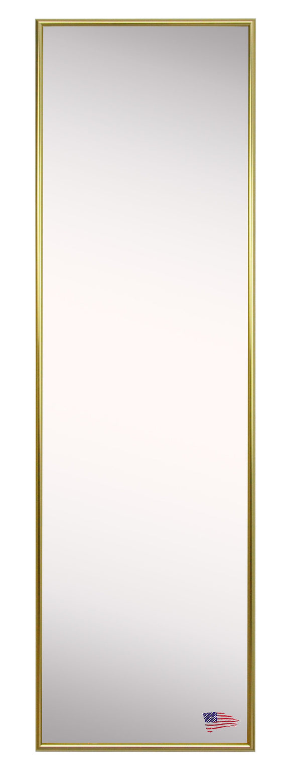 American Made Rayne Tango Polished Gold Body Mirror (AV008TS or A008TS) *Suggested Retail*