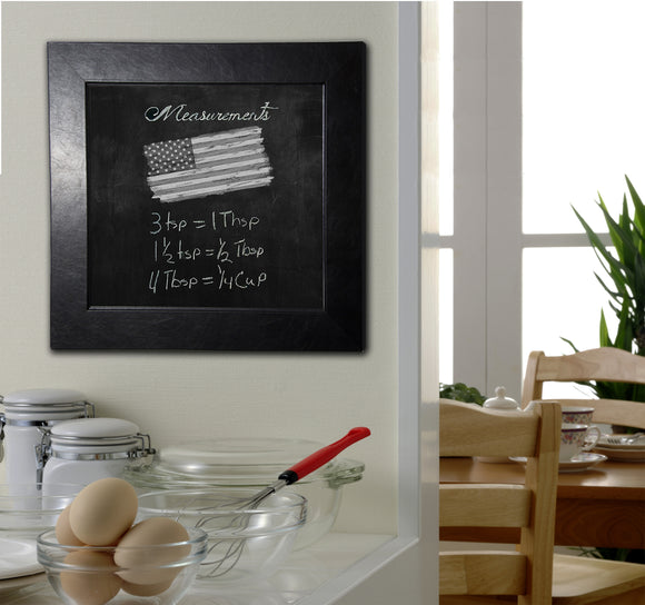 American Made Rayne Black Superior Blackboard (B12) *Suggested Retail*