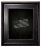 American Made Rayne Black With Silver Trim Blackboard (B08) *Suggested Retail*
