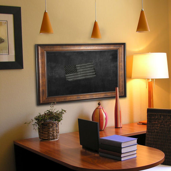 American Made Rayne Bronze and Black Blackboard/Chalkboard - B15 ~Suggested Retail~