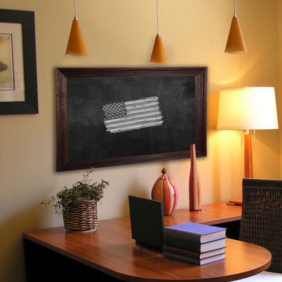 American Made Rayne Barnwood Brown Blackboard (B17) *Suggested Retail*