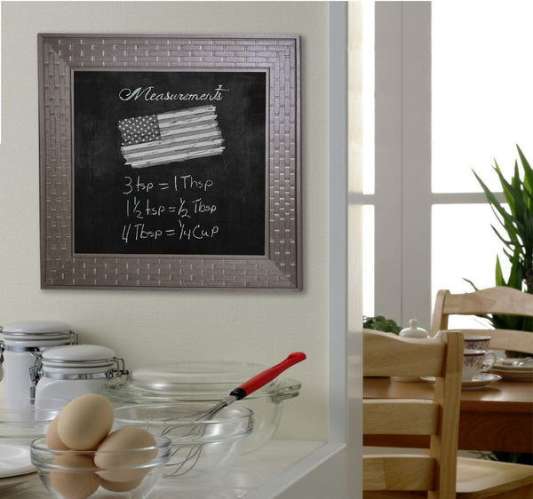 American Made Rayne Espresso Bricks Blackboard/Chalkboard - B26 ~Suggested Retail~