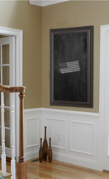 American Made Rayne Brazilian Walnut Blackboard/Chalkboard - B32 ~Suggested Retail~