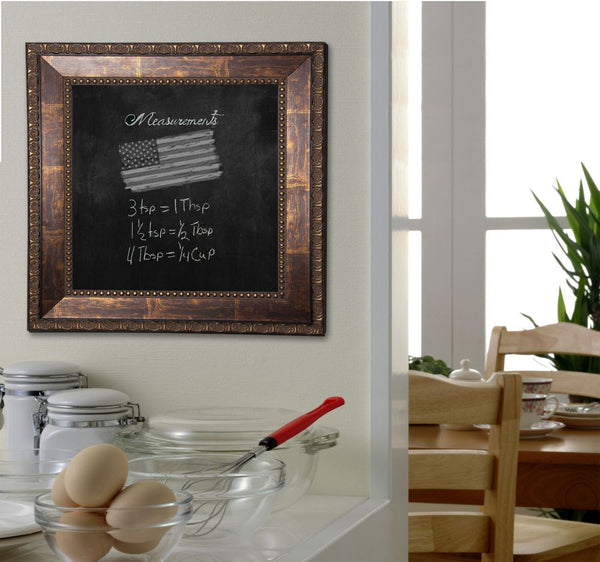 American Made Rayne Roman Copper Bronze Blackboard/Chalkboard - B41 ~Suggested Retail~