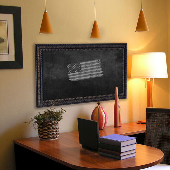 American Made Rayne Dark Embellished Blackboard/Chalkboard - B51 ~Suggested Retail~