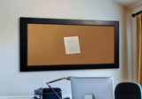 American Made Rayne Black Superior Corkboard (C12) *Suggested Retail*