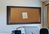 American Made Rayne American Walnut Corkboard - C30 ~Suggested Retail~