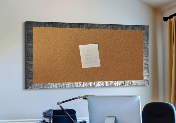 American Made Rayne Safari Silver Corkboard - C34 ~Suggested Retail~