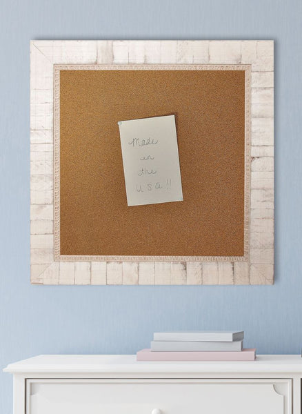 American Made Rayne Tuscan Ivory Corkboard - C47 ~Suggested Retail~