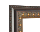 American Made Rayne Traditional Cameo Bronze Panel Mirror (P42) *Suggested Retail*