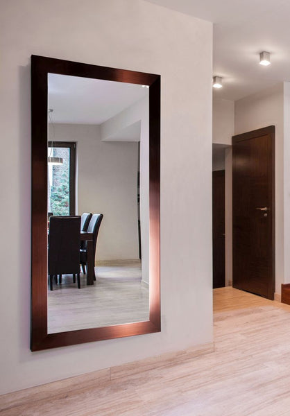 American Made Rayne Shiny Bronze Double Vanity Wall Mirror - DV020 ~Suggested Retail~
